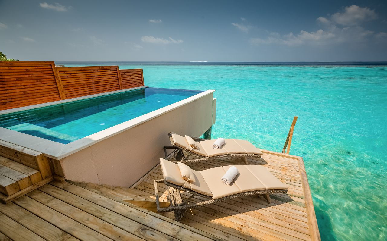 Water Villa with Pool (5)