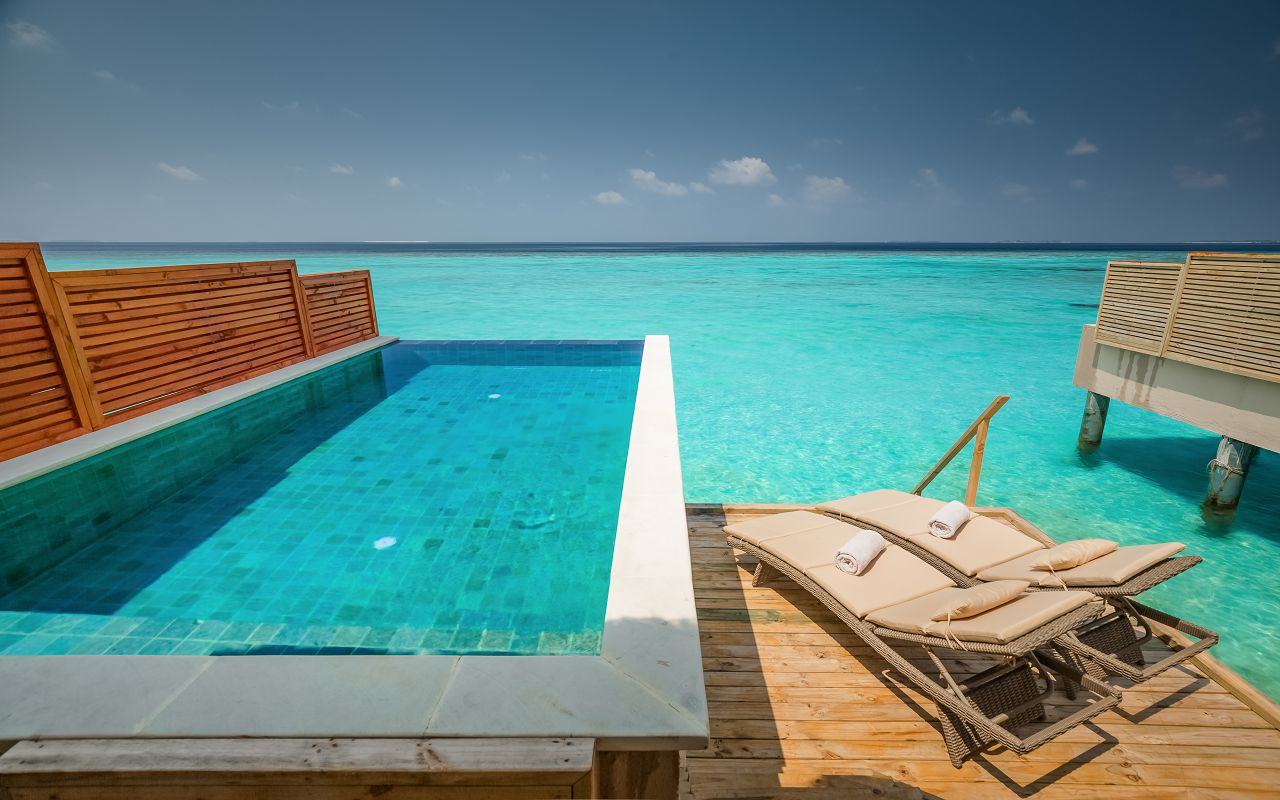 Water Villa with Pool(3)