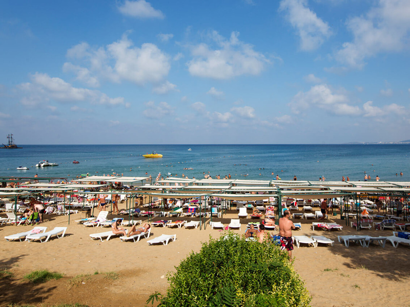 Armas Green Fugla Beach Hotel (34)