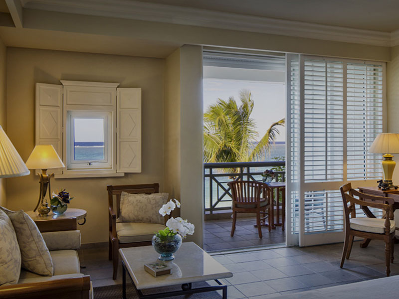 Colonial Ocean Front Rooms