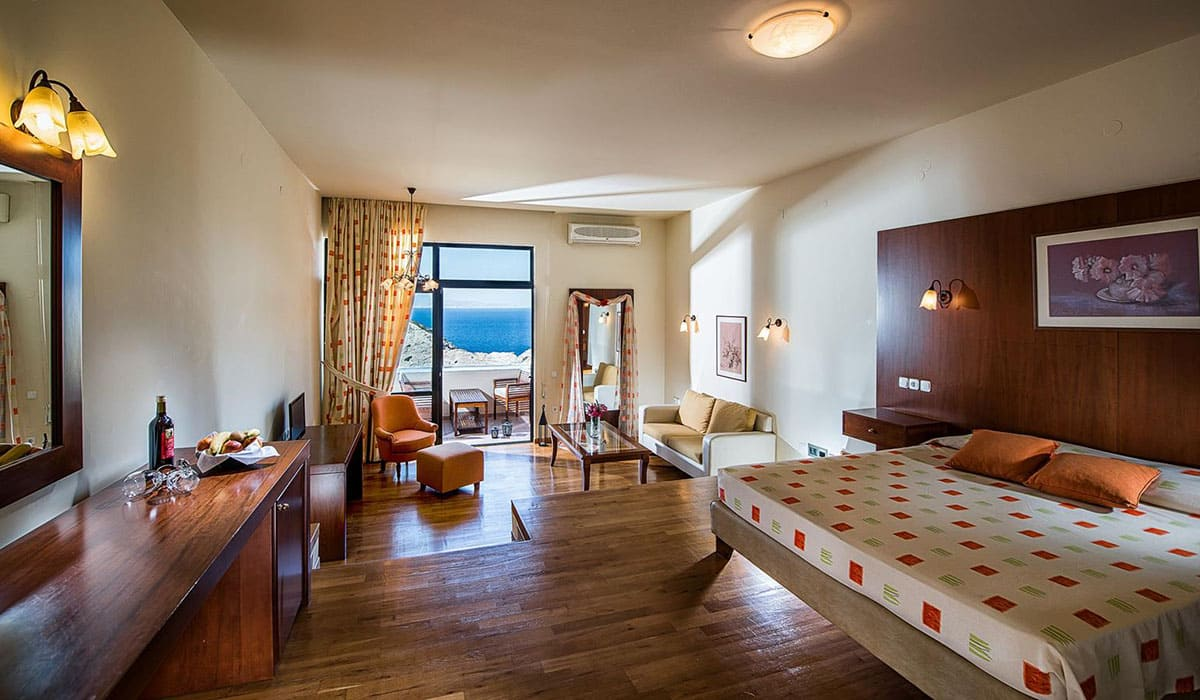 Junior-Suite - Athina Palace
