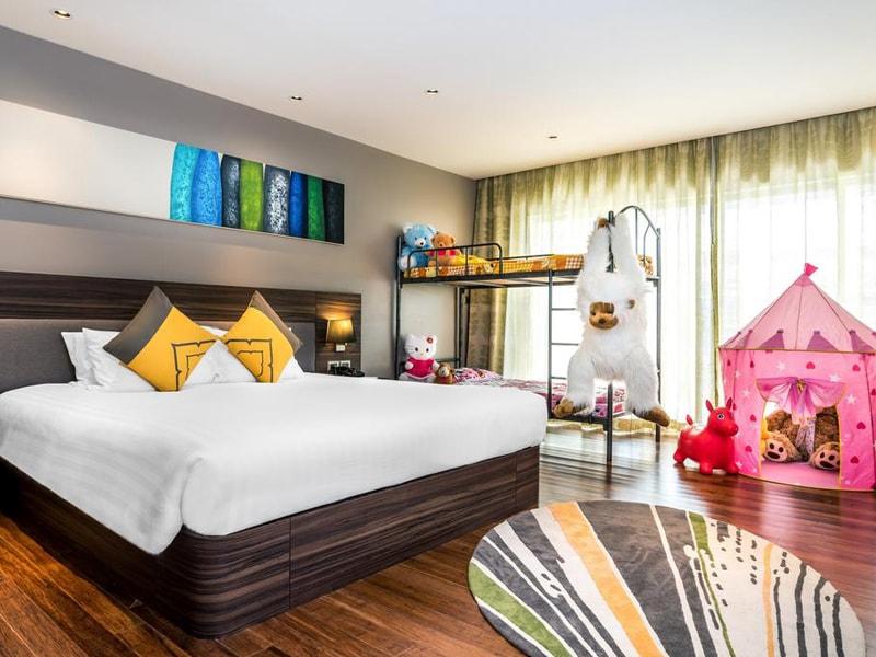 Novotel Phuket Karon Beach Resort & SPA (28)