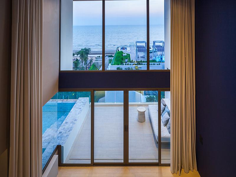 Sky Pool Villa10