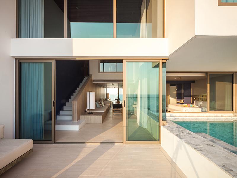 Sky Pool Villa2