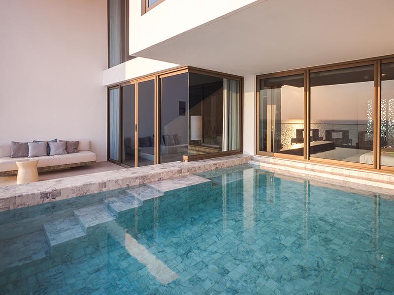Sky Pool Villa3