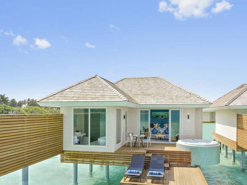 Aqua Villa with Jacuzzi (2)