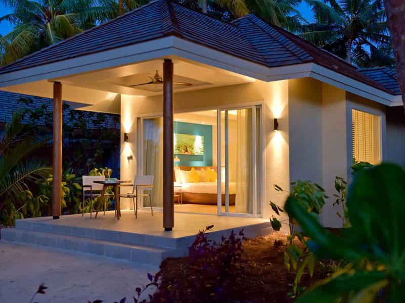 Beach Villa with Jacuzzi (1)
