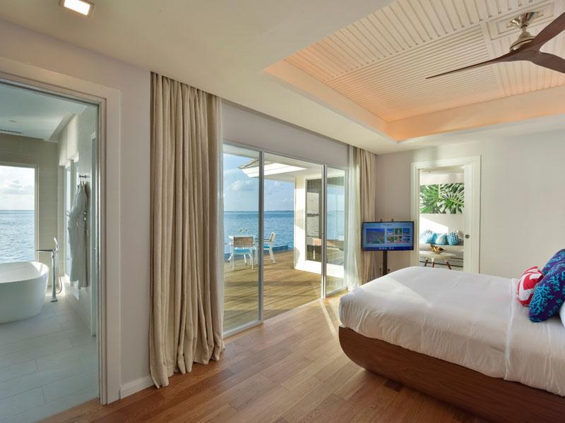 Honeymoon Aqua Pool Villa (1)