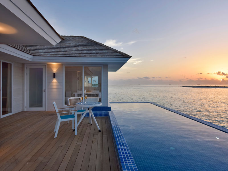 Honeymoon Aqua Pool Villa (2)