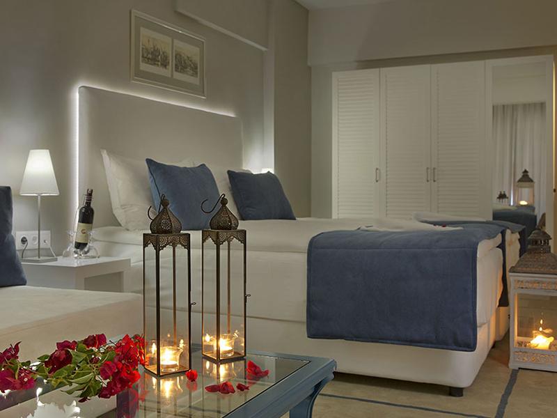 Pine Tree-View Rooms