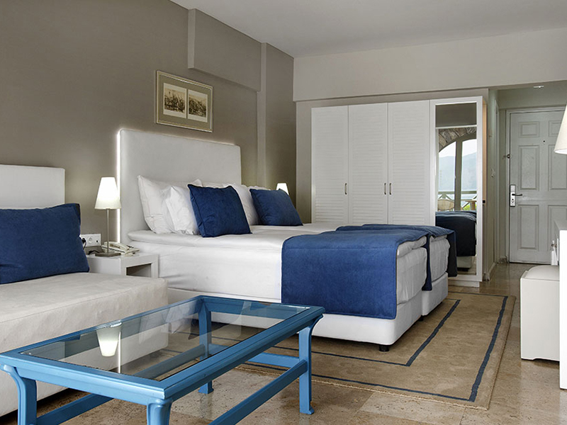 Sea-View Rooms