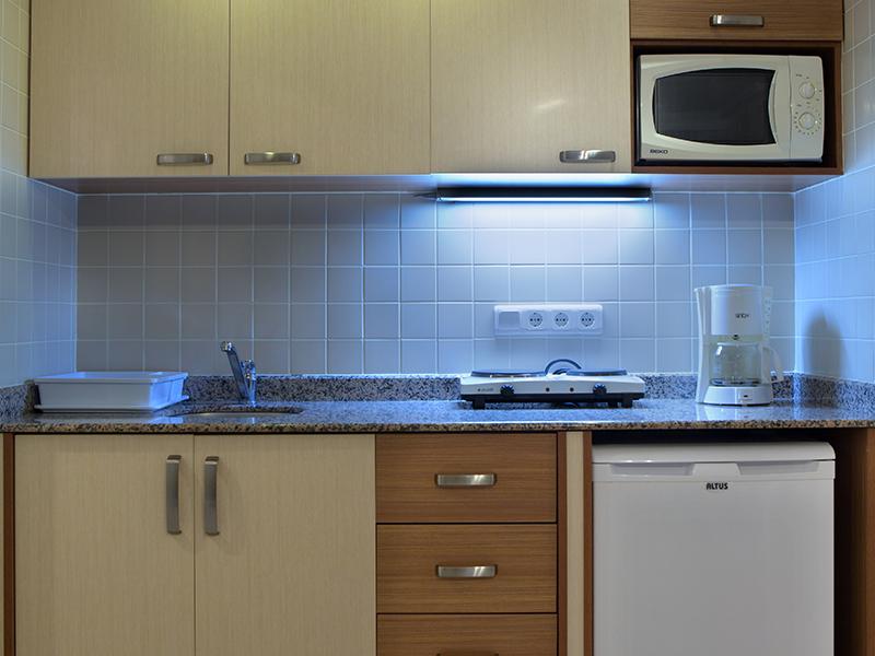 1+1 suıte kitchen
