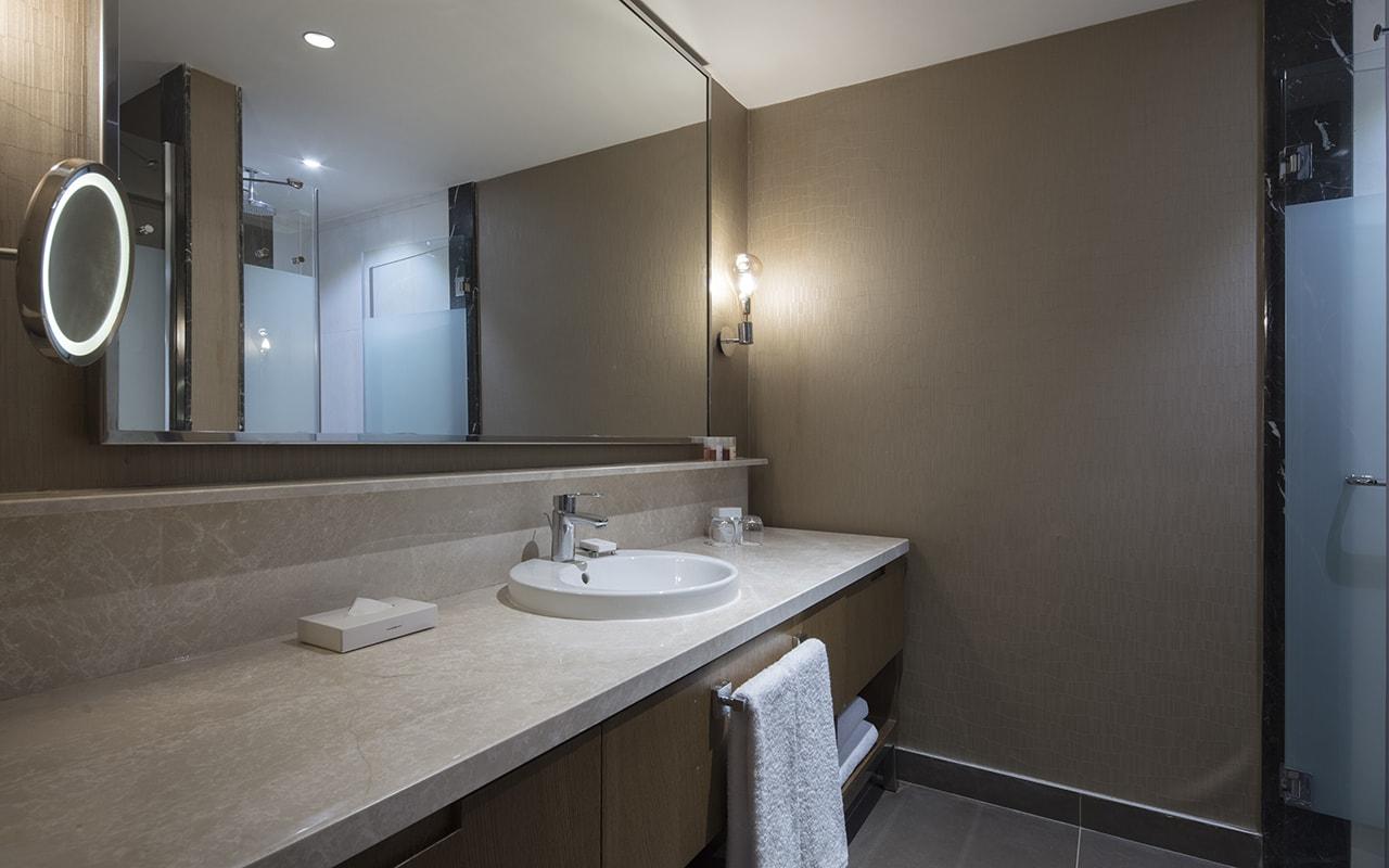 Family Suite Bathroom-min