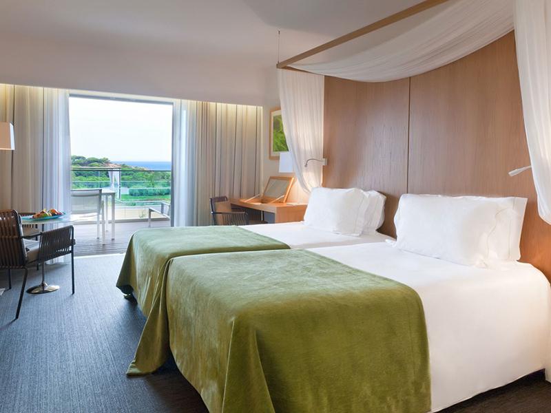 Deluxe Rooms Ocean Facing