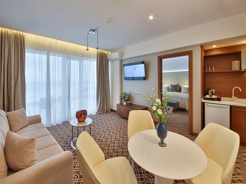 Executive Apartment 4