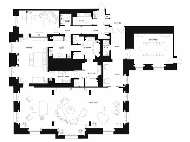 The Peninsula Suite9