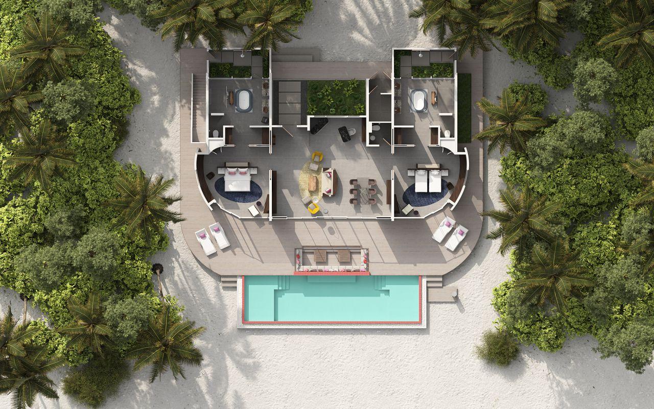Beach Residence 01