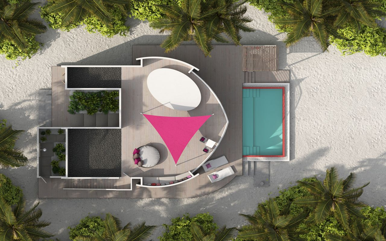 Beach Villa 02