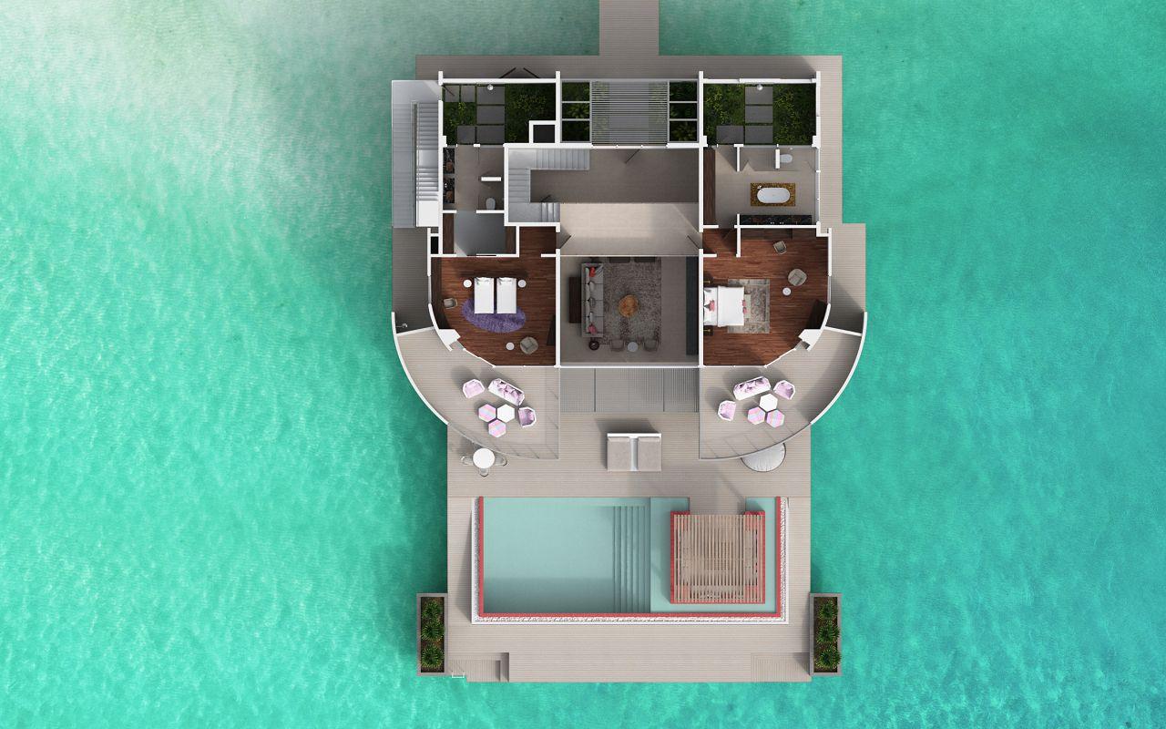LUX Overwater Retreat 02