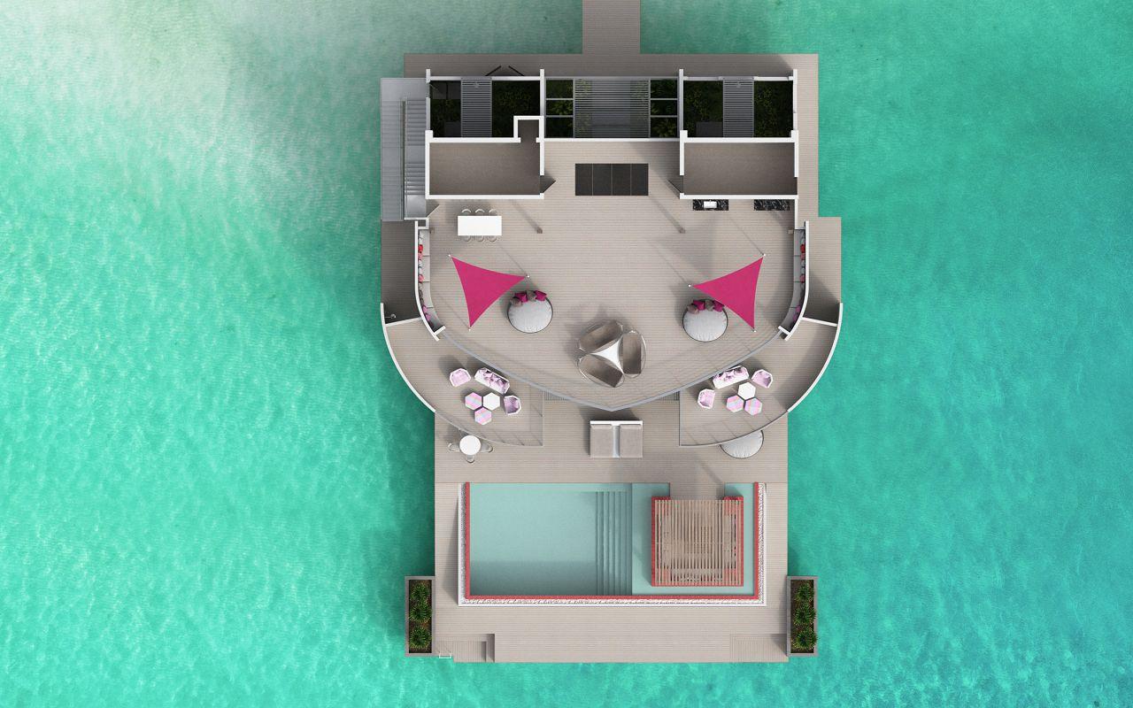 LUX Overwater Retreat 03