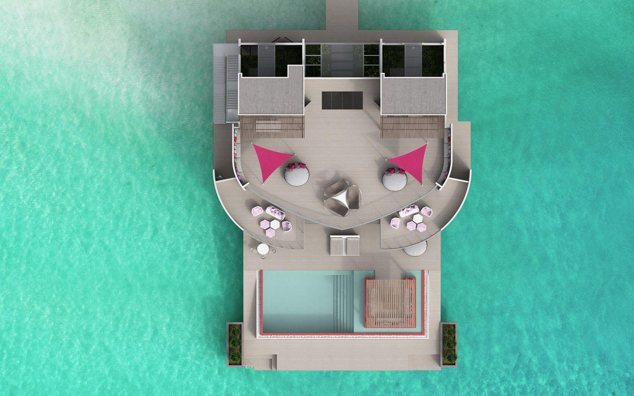 LUX Overwater Retreat 04