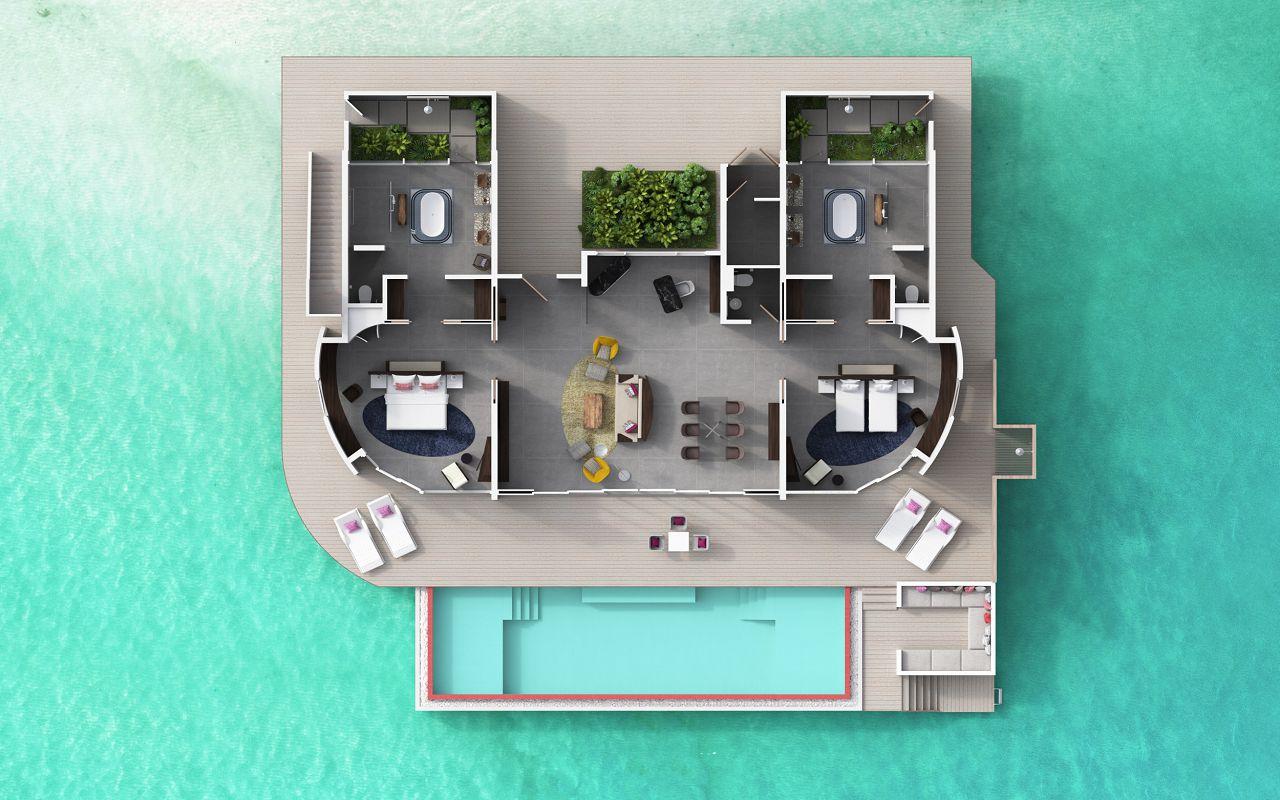 Overwater Residence 01