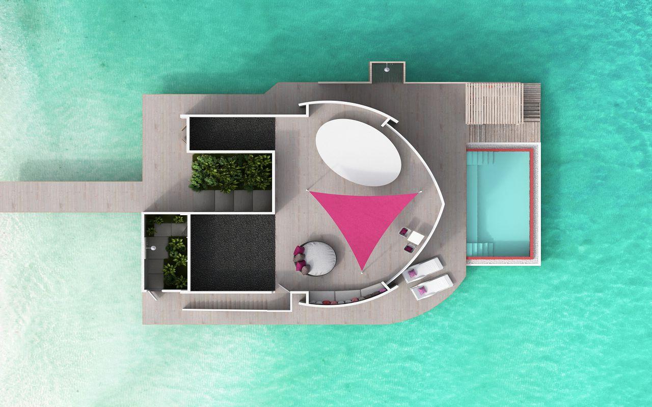 Overwater Villa & Deluxe Overwater Villa 02