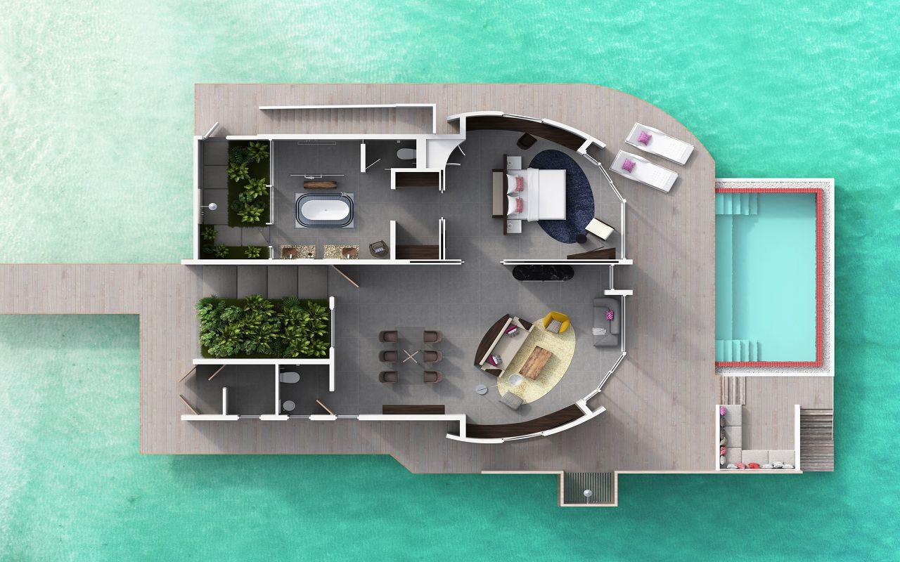 Prestige Overwater Villa 01
