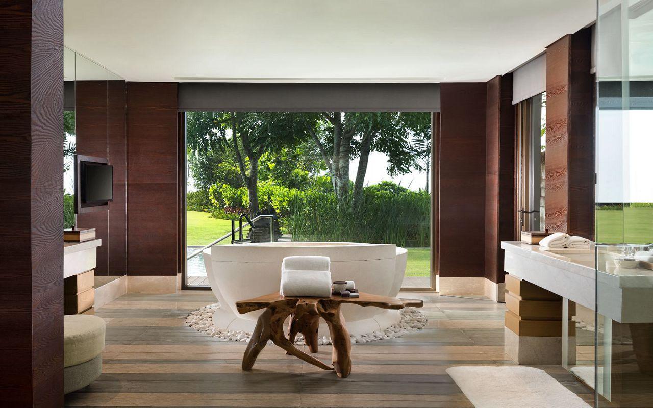 50512131-Cliff Villa Bathroom - The Ritz-Carlton, Bali