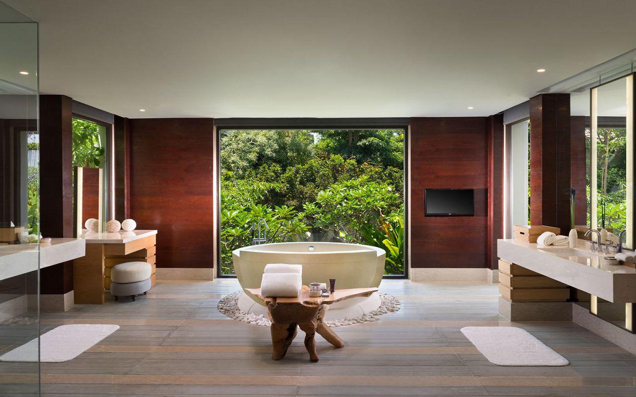 50512133-Garden Villa Bathroom - The Ritz-Carlton, Bali