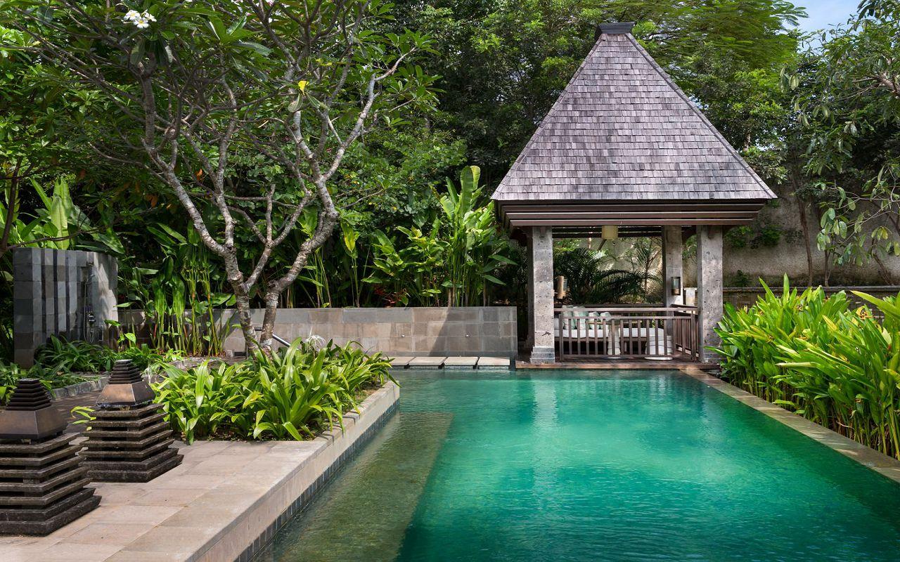 50512134-Garden Villa Pool and Landscape - cropped - The Ritz-Carlton, Bali