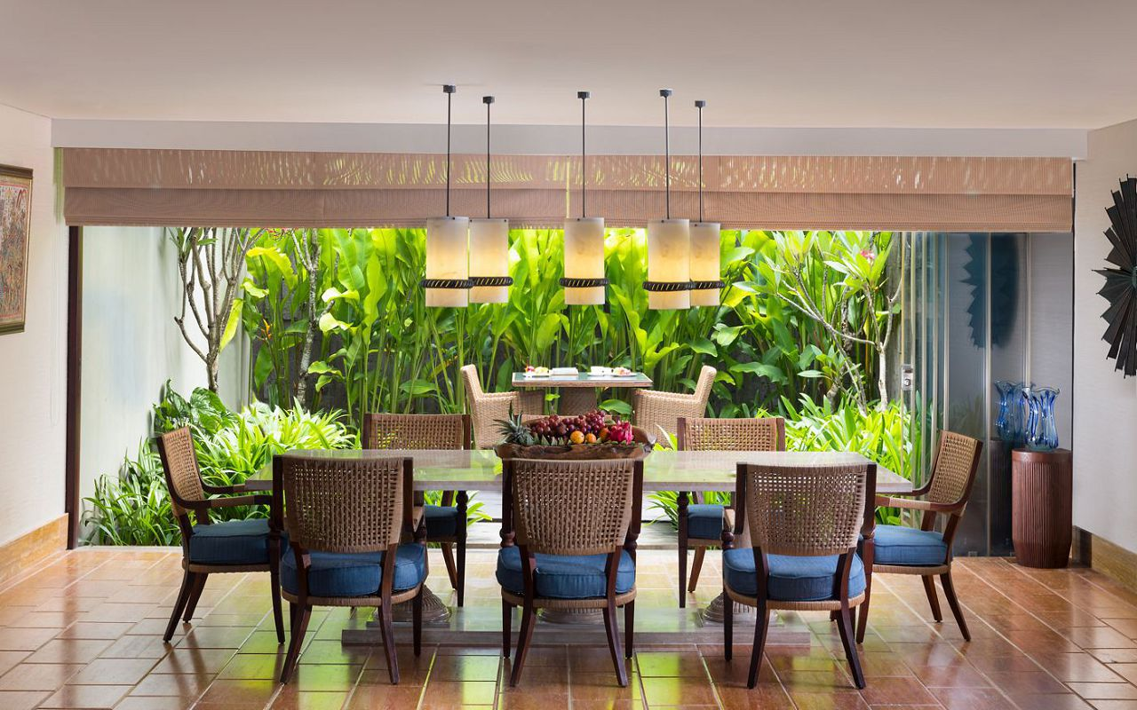 50512138-Ritz-Carlton Oceanfront Villa Dining Room - The Ritz-Carlton, Bali
