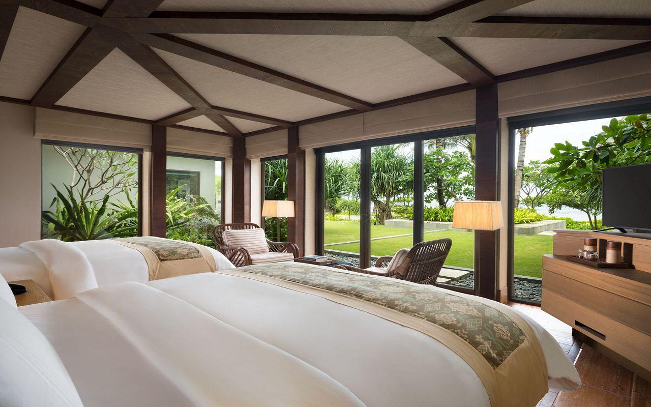 50512139-Ritz-Carlton Oceanfront Villa Double Queen Room - The Ritz-Carlton, Bali