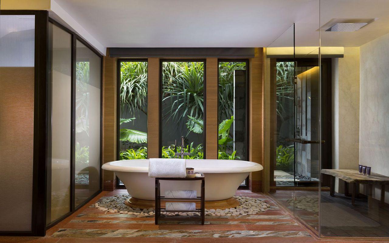 50512142-Ritz-Carlton Oceanfront Villa second Bathroom - The Ritz-Carlton, Bali