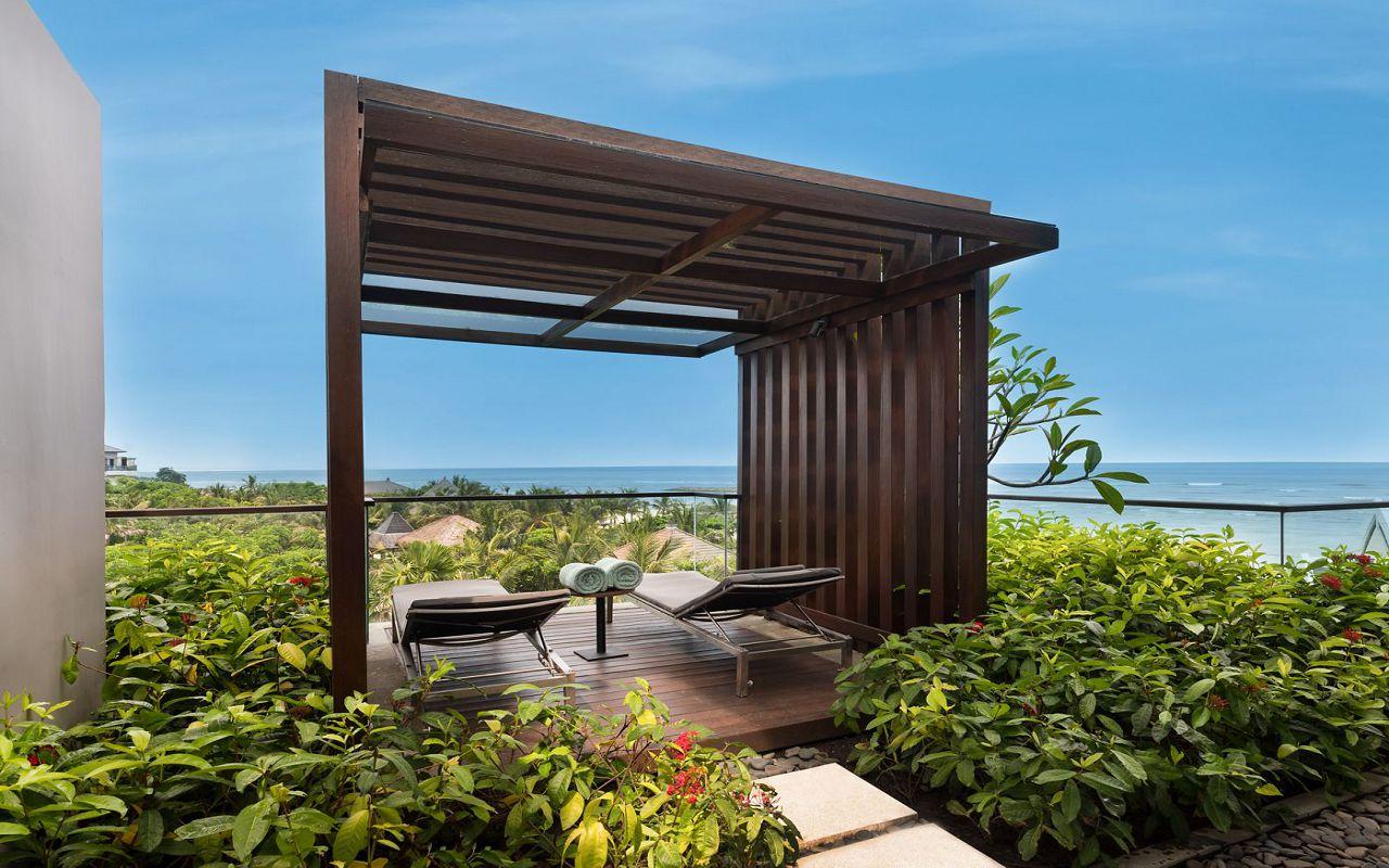 50512147-Sky Villa Sundeck Gazebo - The Ritz-Carlton, Bali