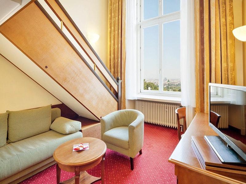 Austria Trend Hotel Schloss Wilhelminenberg (17)