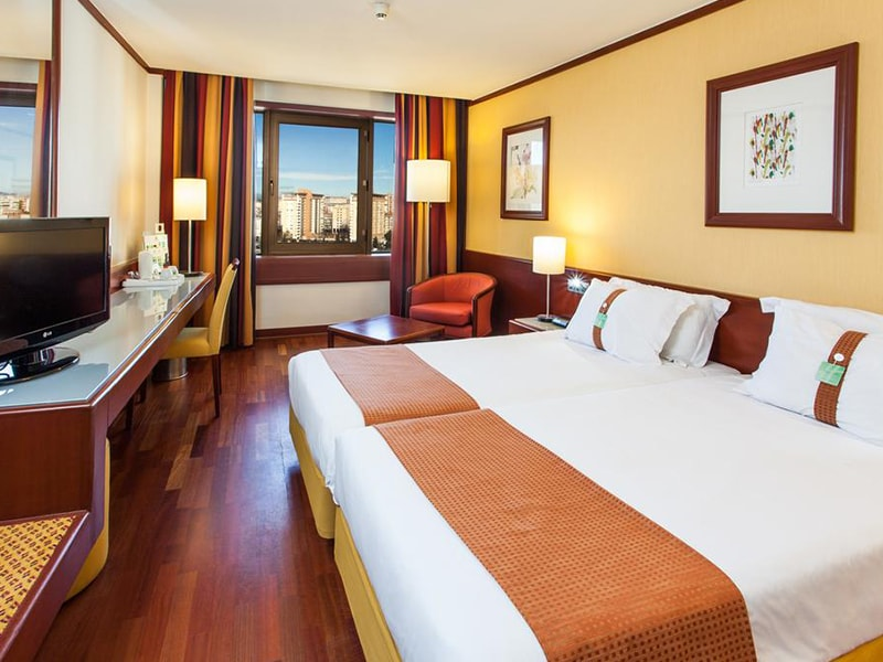 Holiday Inn Lisbon - Continental (8)