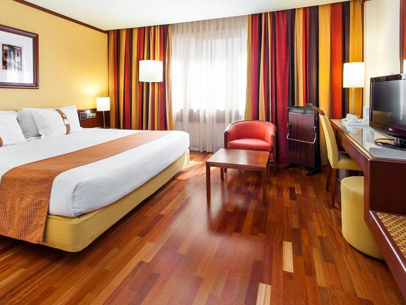 Holiday Inn Lisbon - Continental (9)