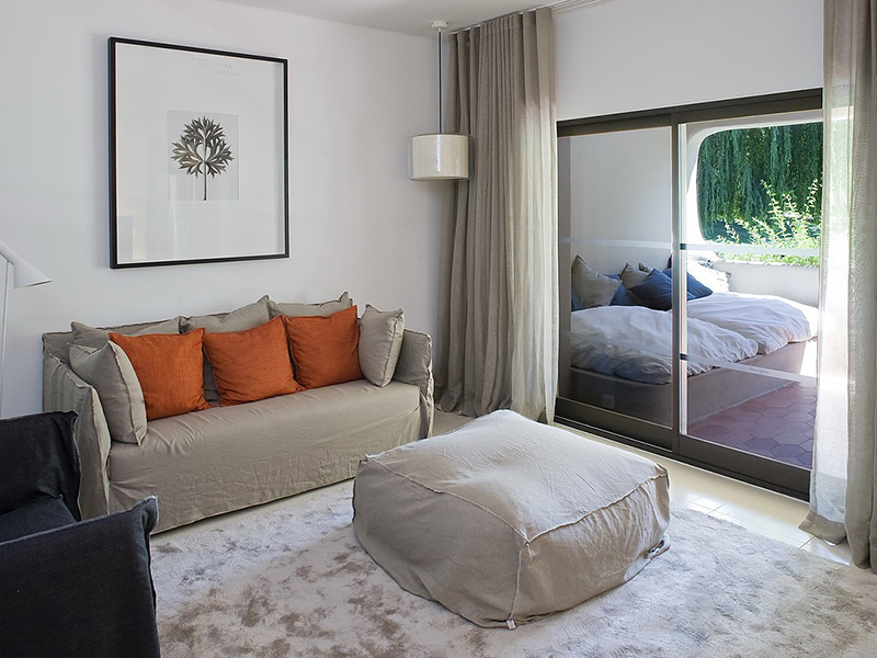 Junior Suite with a Garden View