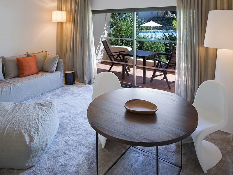 Junior Suite with a Pool View