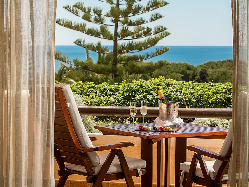 Junior Suite with a Sea View2