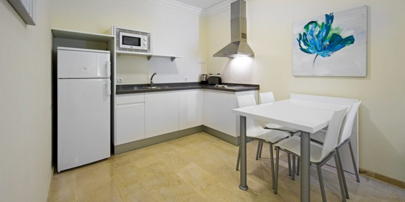 One Bedrom Apartment Room3