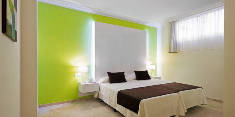 One Bedrom Apartment Room5