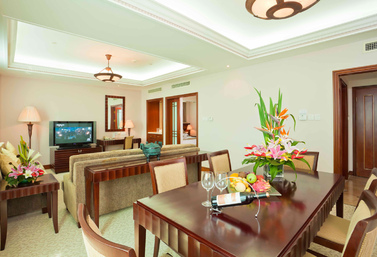 Business Luxurious Suite