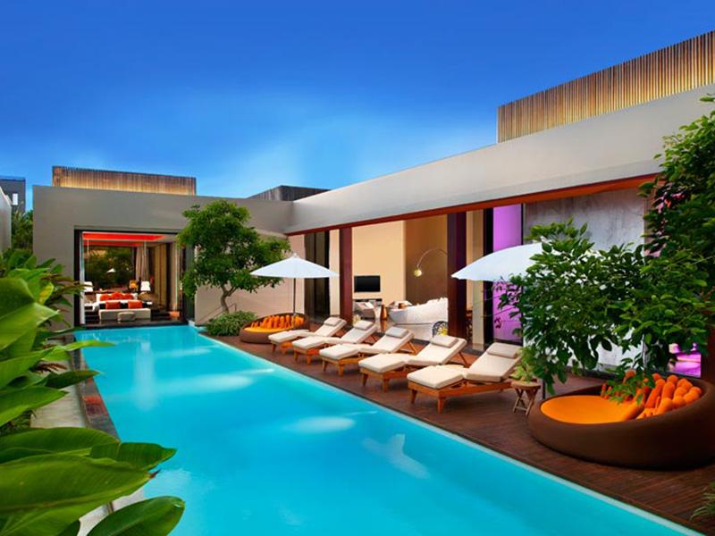 E-Wow Three Bedroom Pool Villa