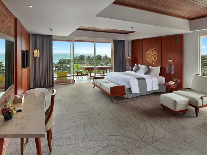 Jimbaran Bay Beach Resort (34)