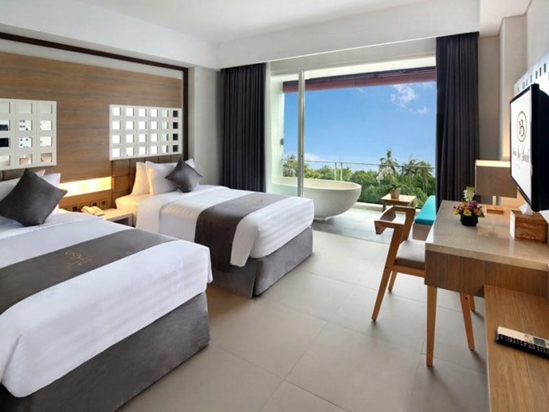 Jimbaran Bay Beach Resort (5)
