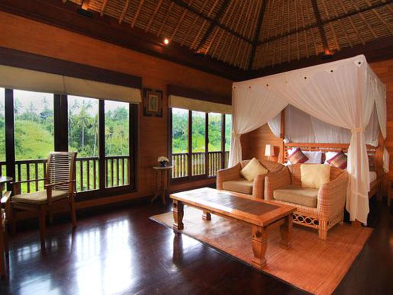 Luxury pool Villa - Bed room 04