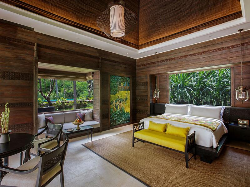MANDAPA THREE BEDROOM POOL VILLA