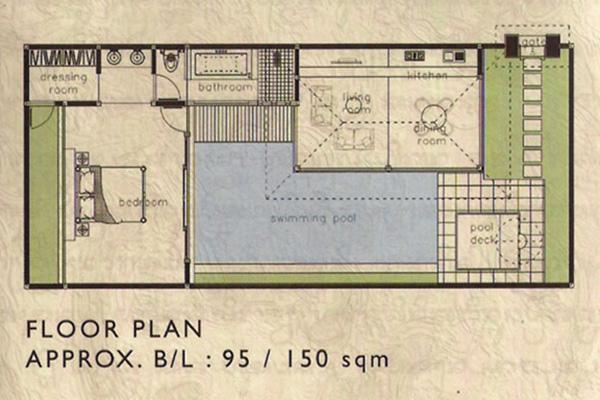 One Bedroom Pool Villa9